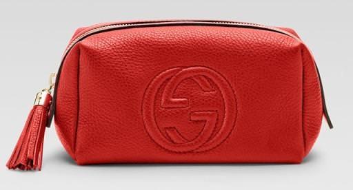 Косметичка Gucci Soho Medium Leather