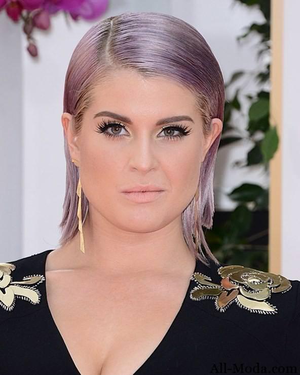 Kelly-Osbourne-Лучшие прически звезд на Золотом глобусе