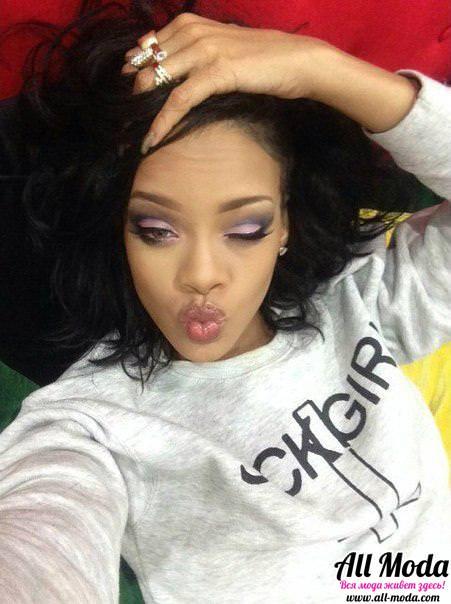 Где купить стиль Rihanna