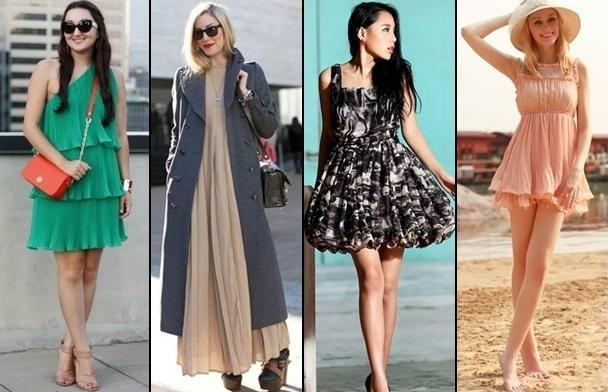 Модные платья весна – лето 2014 фото коллекций и тенденции изоражения