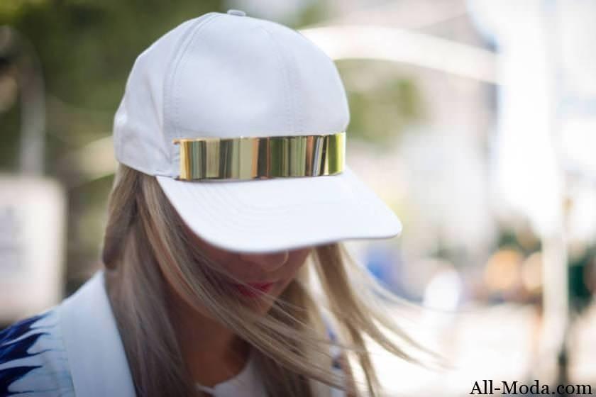 Модные женские головные уборы 2014