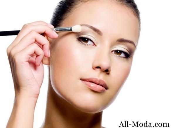 Модный макияж 2014 года
