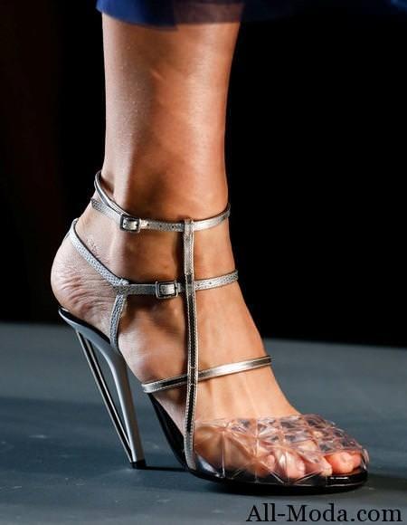 Обувь Fendi 2014