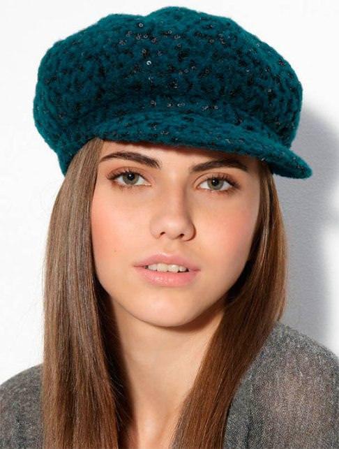 Модель этой шапки появилась