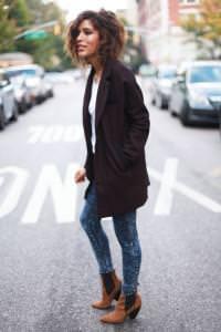 Trop rouge - модный блоггер из Нью-Йорка