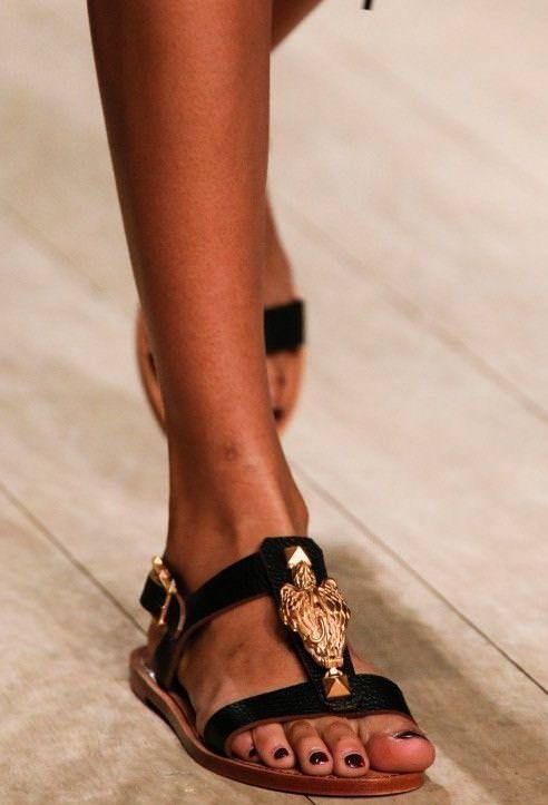 коллекция обуви весна-лето 2014 Valentino