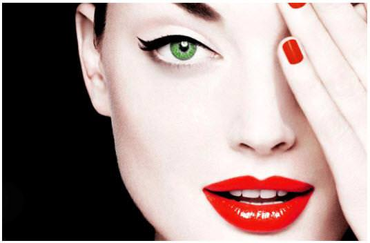 дневной и вечерний макияж для светло зеленых глаз фото