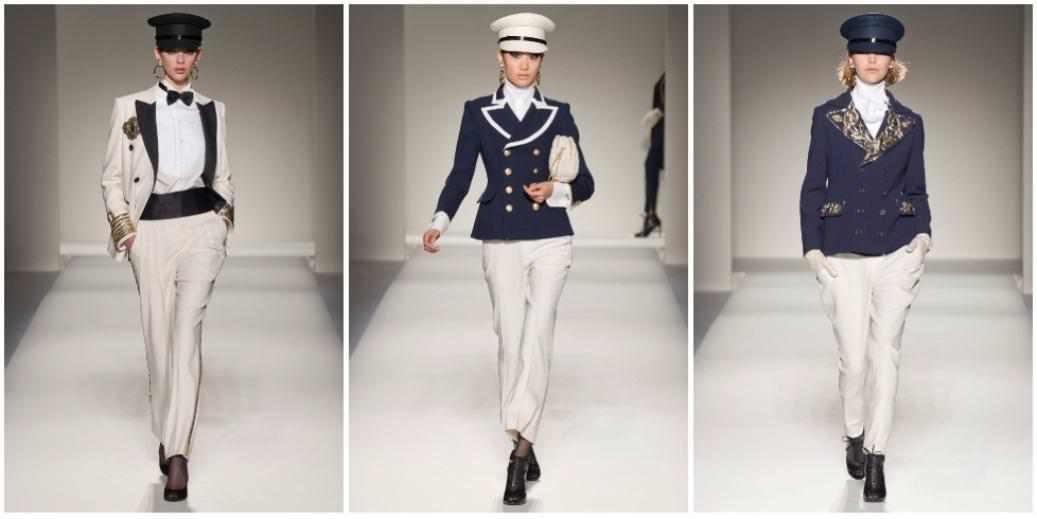 стиль милитари в моде