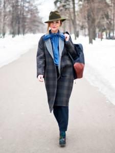 Софи Елисеева - модный блоггер из России