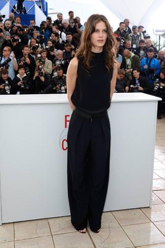 знаменитости в широких штанах