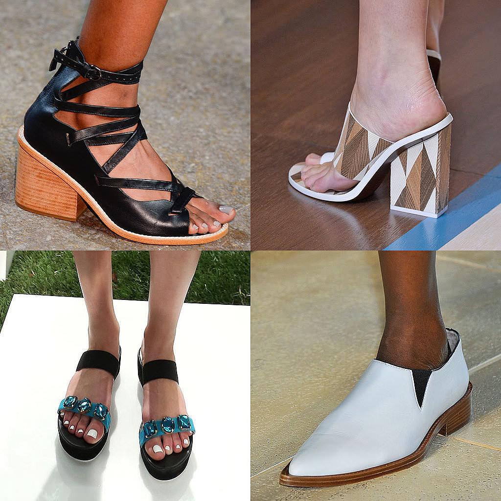 Туфли украшенные своими руками