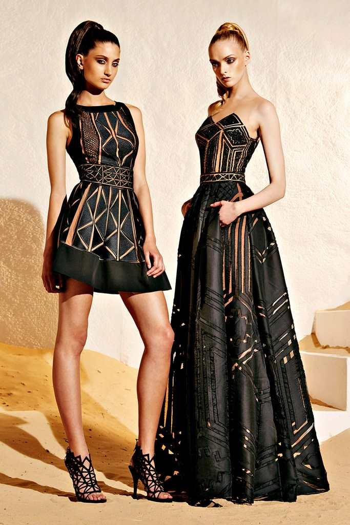 2890425a488 Выпускные платья 2015  фото из новых коллекций