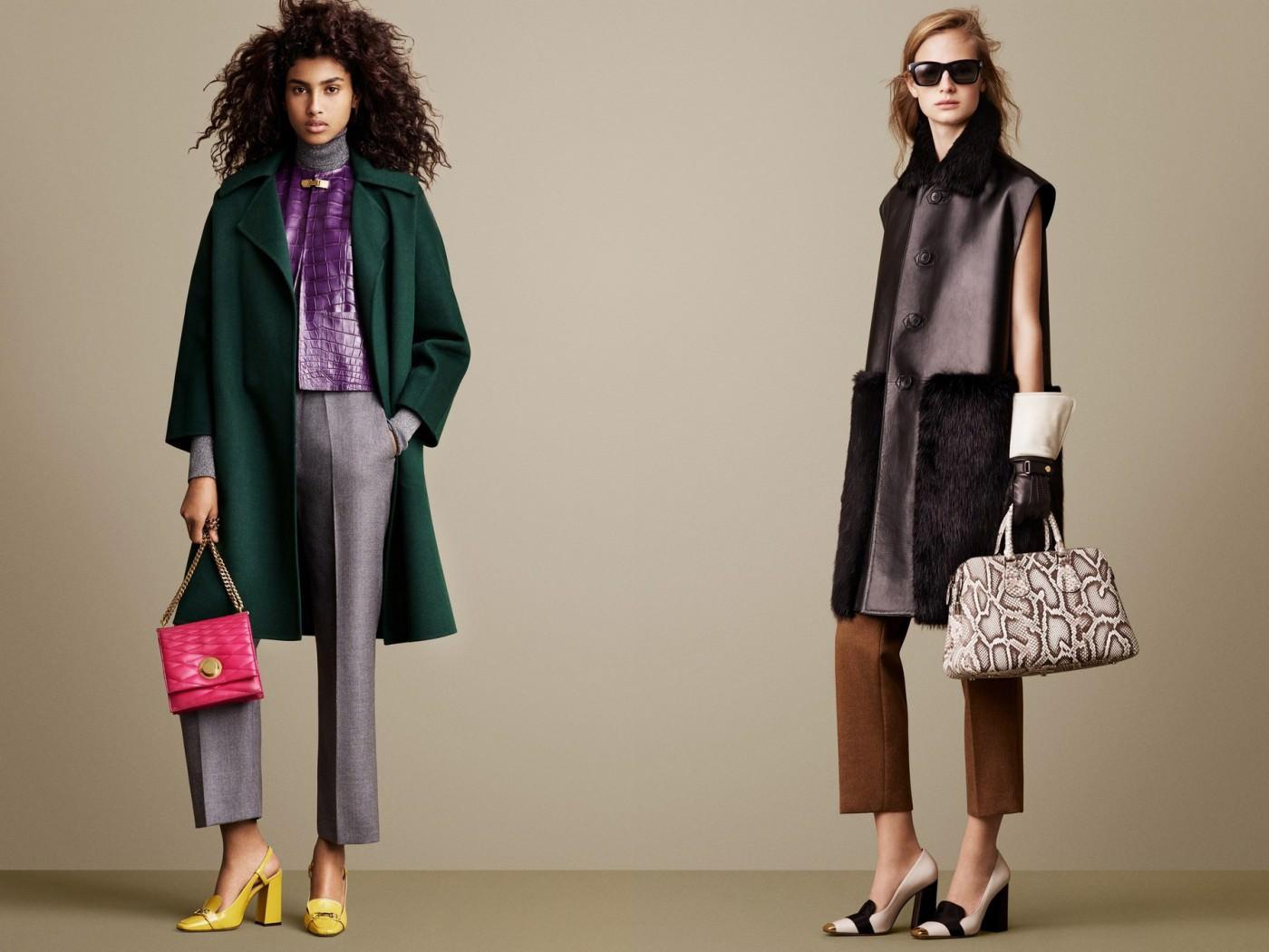 Осень мода женская