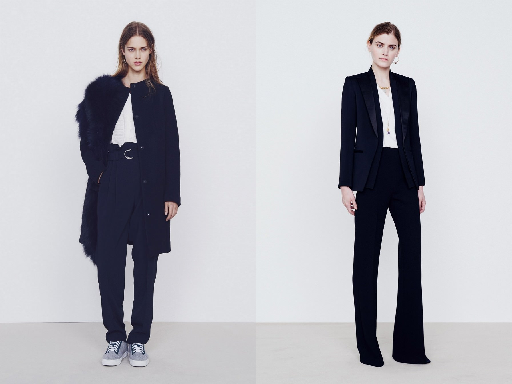 Женская мода осень-зима 2015