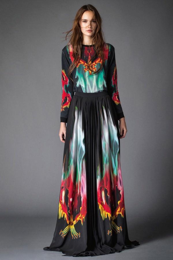 Фасоны платьев макси фото