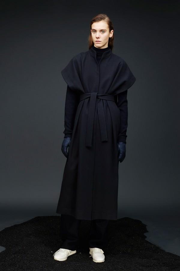 Модное пальто осень 2016