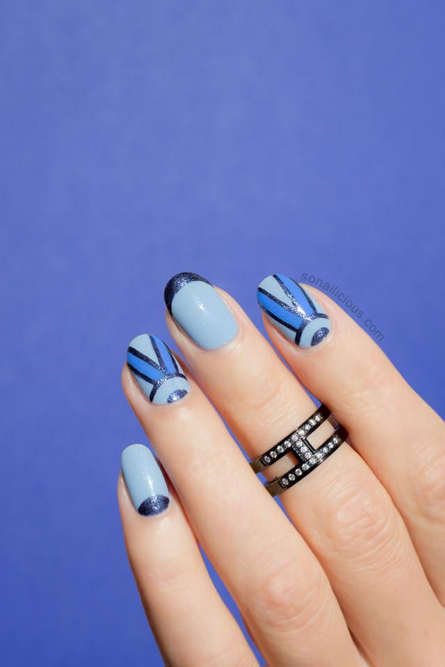 beautiful-blue-nail-design
