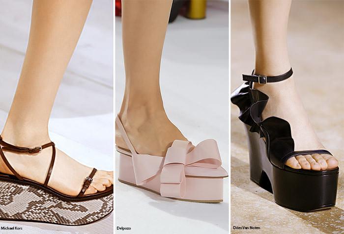 4f0cde2a6 Модная женская обувь весна-лето 2016: фото и главные тренды | ALL ...