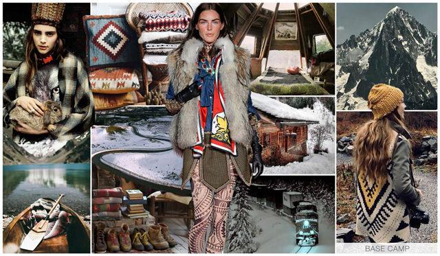 мода осень-зима 2016-2017 основные тенденции фото