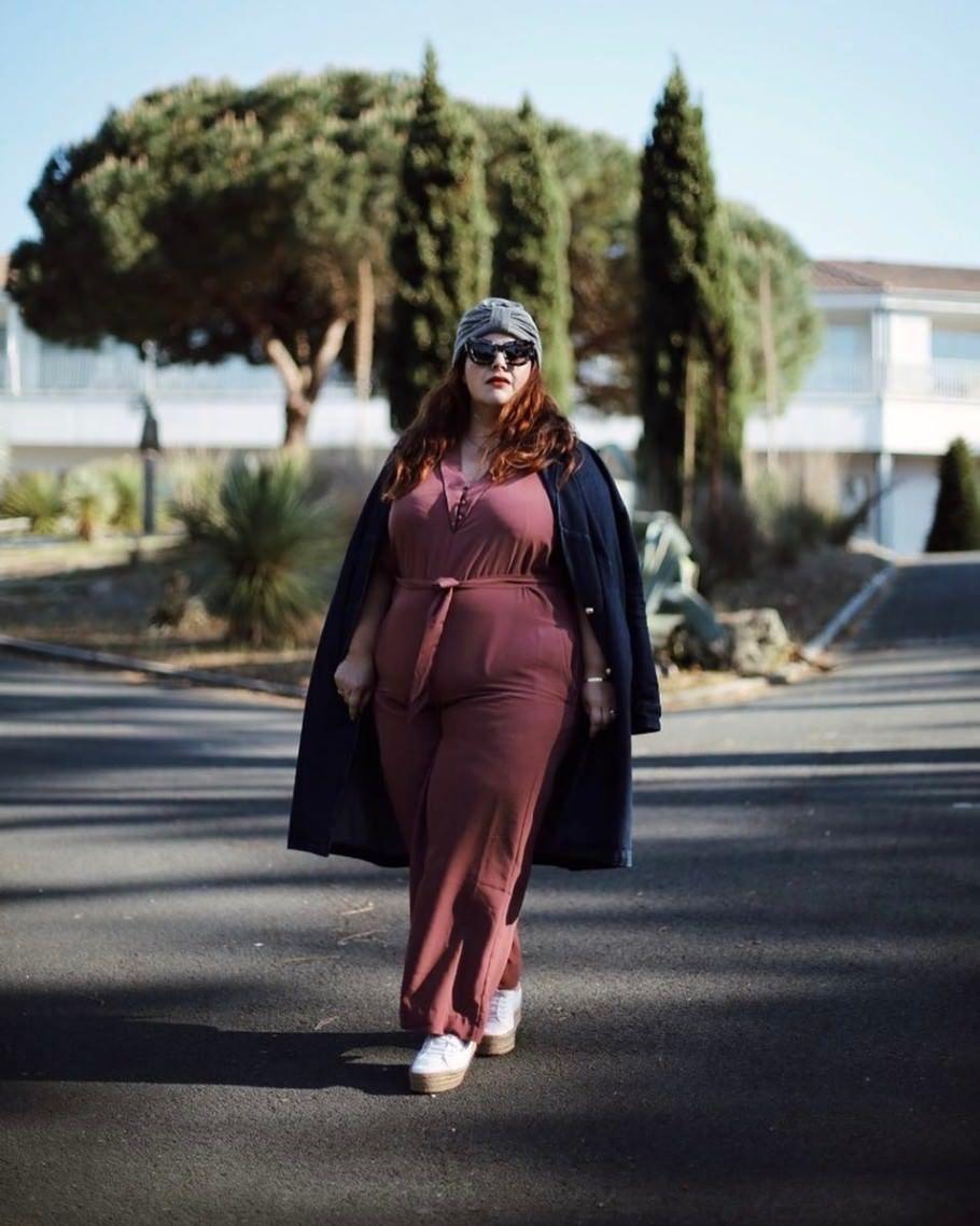 Мода 2018 для полных