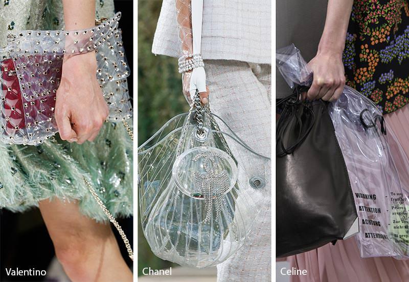 модные сумки лето-весна 2018